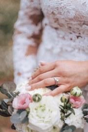 Detaljbild bröllop