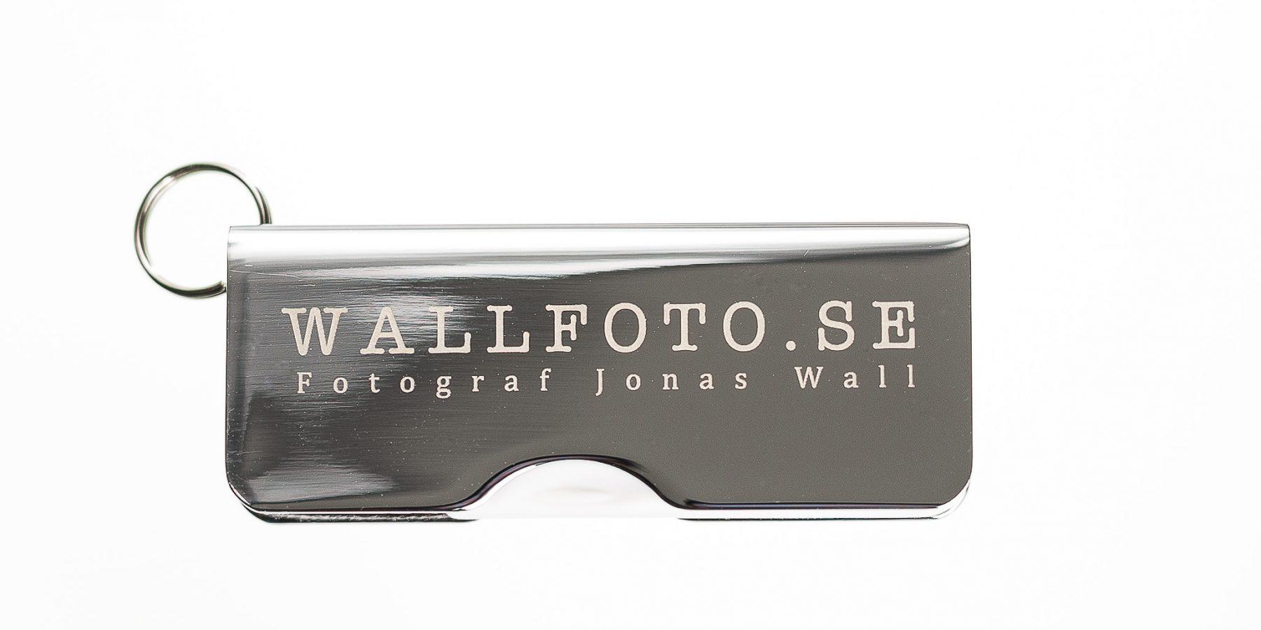 Wallfoto & USB för leveranser