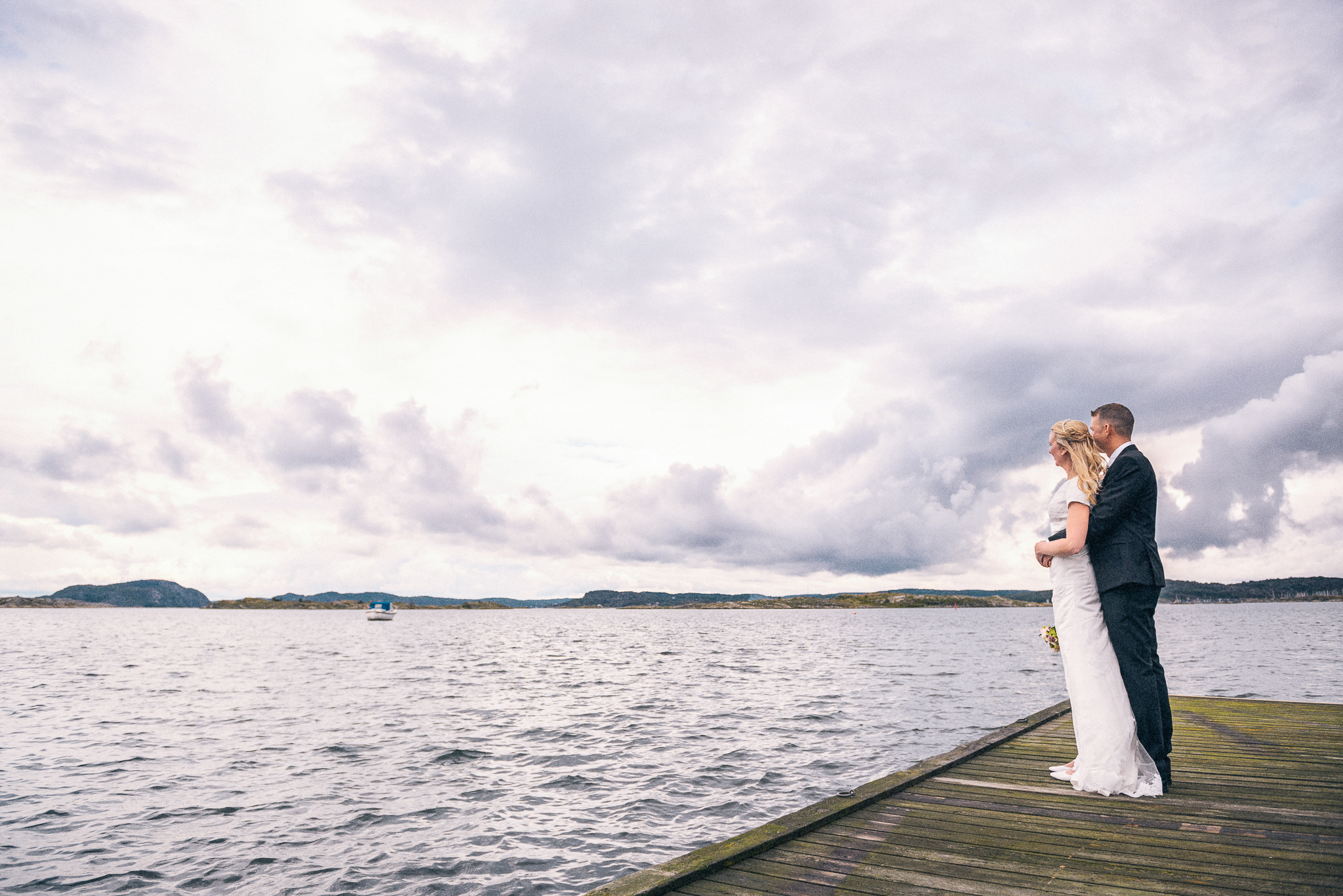 Bröllopsfotografering Anna & Gerard