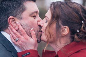 Bröllopsfotografering Surte Kyrka